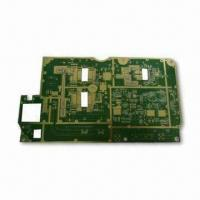 Quality Double-sided PCB for High-Frequency, with 0.9mm Board Thickness for sale