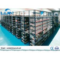 Wholesale Multiply layer Industrial Rack Supported platform floor steel mezzanine from china suppliers