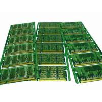 Wholesale TEFLON HDI Multilayer Copper Clad Circuit Board 300 × 400mm , Double Sided PCB from china suppliers