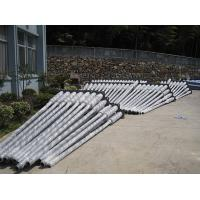 Wholesale Q235 Steel Street Light Poles 3mm Thickness For Roadway / Highway from china suppliers