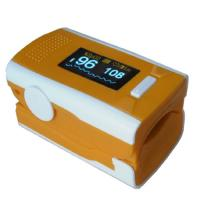 Wholesale 1.0 inch OLED Finger Pulse Oximeters with Pusle waveform bargraph display for oxygen bar from china suppliers