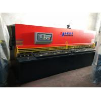 Buy cheap QC12Y-12x4000 E21 hydraulic metal steel shearing machine price,sheet metal cutting machine from wholesalers