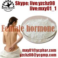 Wholesale Female Sex Hormones Estriol Effective 50-27-1 White Raw Steroid Powder from china suppliers