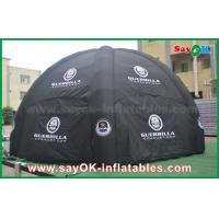 Wholesale Oxford Cloth Outdoor Giant Inflatable Spide Camping Tent for Promotional from china suppliers