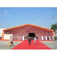Wholesale Professional White Commercial Event Marquee Hire 100 km / h Wind Load from china suppliers
