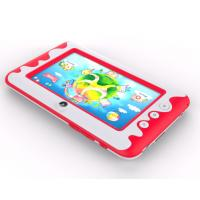 Wholesale 800*480 P Blue / Yellow / Green / Red Kids Educational Tablet 4.3 Inch from china suppliers