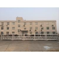 Wholesale High building elevating work platforms 6m 1.5kw 630kg With Iron Counter from china suppliers