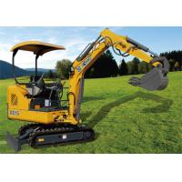Wholesale Small Hydraulic Crawler Mini Wheel Excavator For Construction Industry from china suppliers