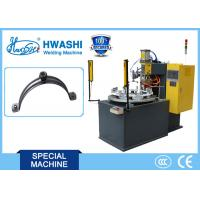 Wholesale Steel Pipe Clamp / Pipe Hold Welding Machine, CNC Spot Welding Machine With Rotary Table from china suppliers