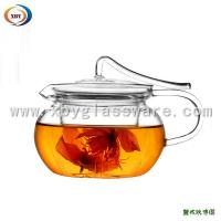 Wholesale Pyrex glass tea kettle 350ml from china suppliers
