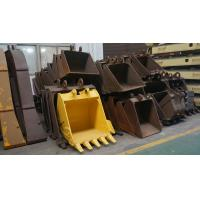 Wholesale Hitachi Excavator Bucket For Construction Engineering , Heavy Equipment Spare Parts from china suppliers