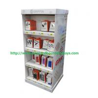 Quality Professional Baby Beverages Cardboard Display Stands Colorful Printing for sale