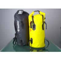 Buy cheap PVC Waterproof Dry Tube Bag Shoulder Bag Backpack Seal Handbag Water Sport Sack from wholesalers