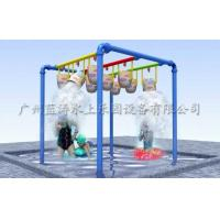 Wholesale Water Rolling Bucket Spray Park Equipment Water Pouring For Aquasplash from china suppliers