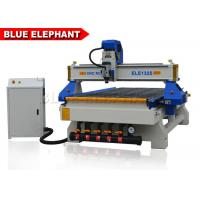 Wholesale 3 Axis CNC Router Wood Engraving Machine Italy Leadshine 860H Driver from china suppliers