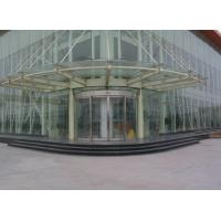Wholesale Arc shape Automatic Curved Sliding Door OF Unique Aluminum Track design from china suppliers