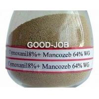 Wholesale Mancozeb and Cymoxanil mixture crop foliar spray Natural Plant Fungicide from china suppliers