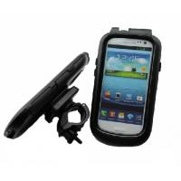 Wholesale i9300 Samsung Galaxy S3 Bike Mount Waterproof Case , Smartphone Bicycle Stand Holder with Phone Case from china suppliers
