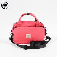 Wholesale Factory new design bag custom OEM canvas bag multi color high quality mini canvas handbag from china suppliers