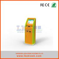 Wholesale All-in-one Cash Payment Kiosk Machine/Bill Payment  Kiosk / Card Reader Self Payment Kiosk Terminal from china suppliers