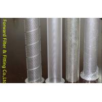 Wholesale Purified Water Oil Liquid Stainless Steel Mesh Filter 40-200 Microns from china suppliers