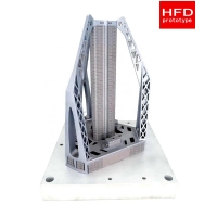 Wholesale Custom Fabrication Stainless Steel / Aluminum 3D Printing Prototype Service from china suppliers