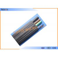 Wholesale Mixed PVC Flat Electric Cable Copper Strand Flat Power Cable Black Or Grey from china suppliers