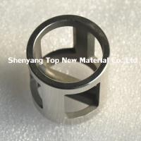 Wholesale Cobalt Alloy Valve Seat Inserts For Oil / Gas / Well Pump 38 - 44 HRC Hardness from china suppliers