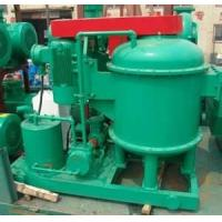Wholesale ZCQ 360-90 Drilling mud degasser, solid control equipment, safty equipment from china suppliers