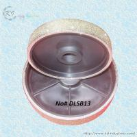 Wholesale Diamond Coated Grinding Wheels for Lapidary and Glass - DLSB13 from china suppliers