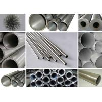Wholesale Petroleum Titanium Seamless Tubing Polished 80MM Corrosion Resistant from china suppliers