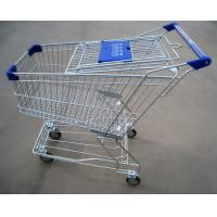 Wholesale Metal Supermarket Shopping Trolley from china suppliers