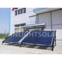 Wholesale 600L Thermosyphon Solar Warm Water Collector , Solar Water Heater With Heat Exchanger from china suppliers