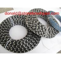 Buy cheap Diamond wire for marble quarry from wholesalers