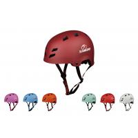 Wholesale Specialized Urban Bike Helmet With Visor / Womens Mountain Bike Helmet from china suppliers