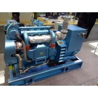 Wholesale Electric Governor 50 KW Marine Diesel Generator With Sea Water Heat Exchanger from china suppliers