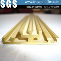 Wholesale C38500 Commonly Used Copper Doors And Windows Extrude Profile from china suppliers