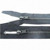 Buy cheap 5# Y Teeth Aramid Close End Zippers with Fire-retardant Feature from wholesalers