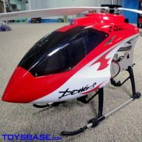 Wholesale 3.5CH Mini Radio Remote Control RC Alloy Metal Helicopter with Gyro, Lights from china suppliers