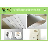 Wholesale Food Grade Cardboard Sheets , Folding Box Board Paper Chemical Mechanical Pulp from china suppliers