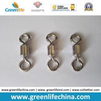 Wholesale High Strength Sea Saltwater Stainless Steel Polishing Shinning Fishing Rolling Swivels from china suppliers