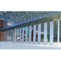 Wholesale Hanging Aluminium Track Portable Soundproof Room Divider Sliding Movable Partition Walls from china suppliers