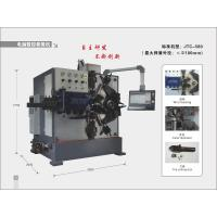 Wholesale 5 axis with max. 8mm compression spring making machine with self-developed software from china suppliers