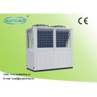 Wholesale Air To Water Swimming Pool Heat Pump R410A Aluminum Fin Color Steel Plate 32~75 KW Water Heater from china suppliers
