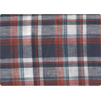 """Wholesale Professional Decorative Plaid Linen Upholstery Fabric 57"""" / 58"""" Width from china suppliers"""