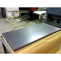 Wholesale AISI 316L Cold Rolled Stainless Steel Plates , BA / 2B Surface Plate from china suppliers