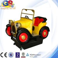 Wholesale 2014 Vintage car classic ride on car for kids coin operated amusement kiddie rides from china suppliers