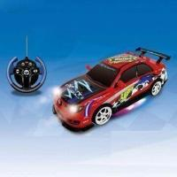Wholesale RC Car with 1:18 R/C Licensed Car-SUBARU Impreza Mrx, Headlight, 3 Color Asst, 4AA Vehicle Battery from china suppliers