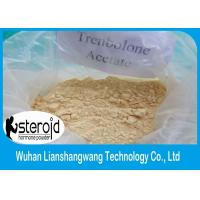 Wholesale No Side Effect Trenbolone Acetate Yellow Powder Purity  99.5% CAS 10161-34-9 for Muscle Enhancement from china suppliers