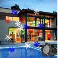 Wholesale outdoor FACTORY Christmas IP65 RGB full stars 8 images laser garden light from china suppliers